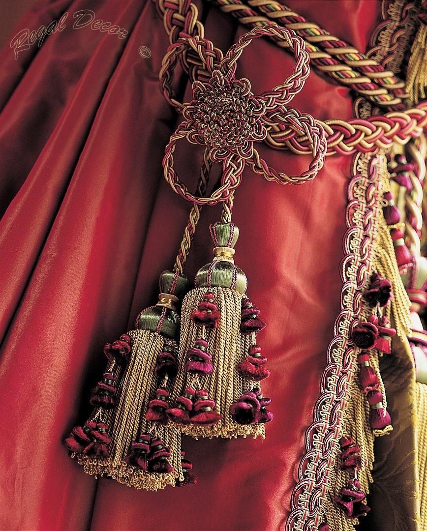Galerii,pasmanterie decorativa 60