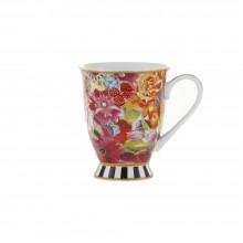 Cana de ceai Eliza, 100% portelan, 200 ml