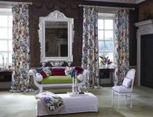 "Colectia ""Viata"" : draperii, tapet mural, tapiterie mobilier. Preturi 340-644 Ron / m.l."