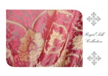 """Colectia de tesaturi italiene - """"Regal Silk"""" - Damascuri si Lampasuri din fibre naturale"""